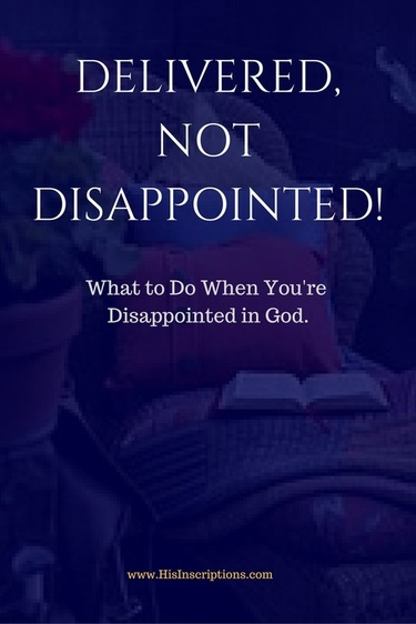 How to overcome disappointment and unmet expectations biblically. What to do when God doesn't meet your expectations. Knowing the God of love and hope, and understanding how trust and faith coincide with God's lovingkindness to produce joy.