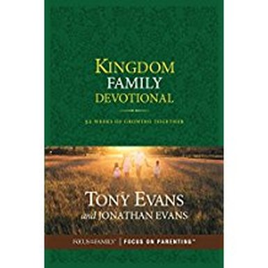 Kingdom Family Devotional - A review b Deborah Perkins of HisInscriptions.com