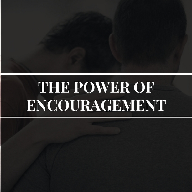 The Power of Encouragement: A biblical look at the story of John Mark and Barnabas, cousins, who encouraged one another in ministry. By Deborah Perkins of HisInscriptions.com