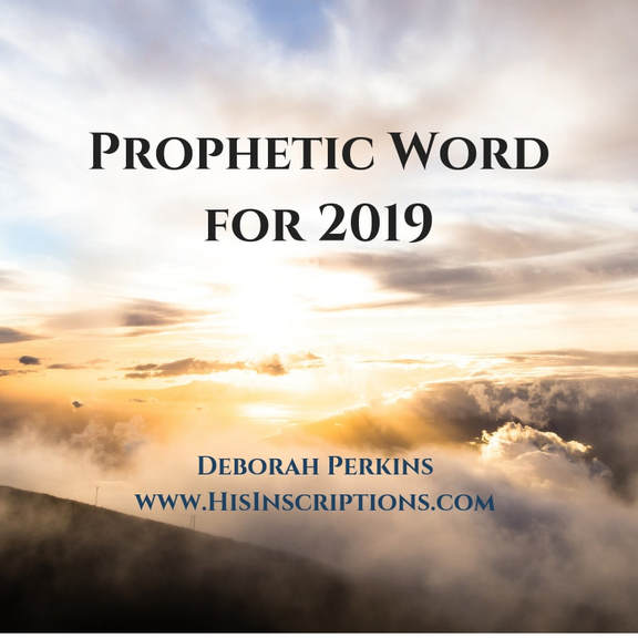 Prophetic Word for 2019