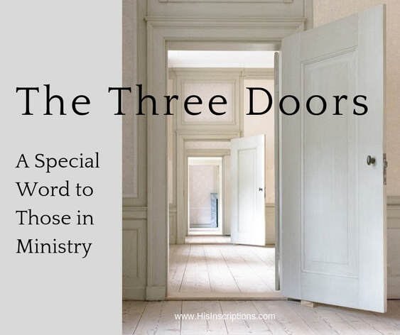 Picture: The Three Doors