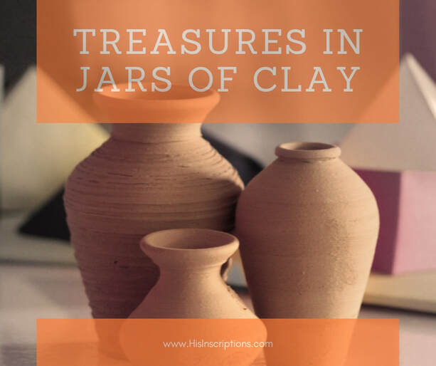 Picture: Treasures in Jars of Clay