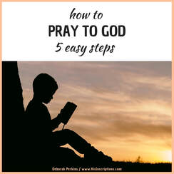 How to Pray to God: 5 Easy Steps