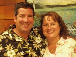 Lee and Teresa DeMatos, Indian Lake Community Church (photo)